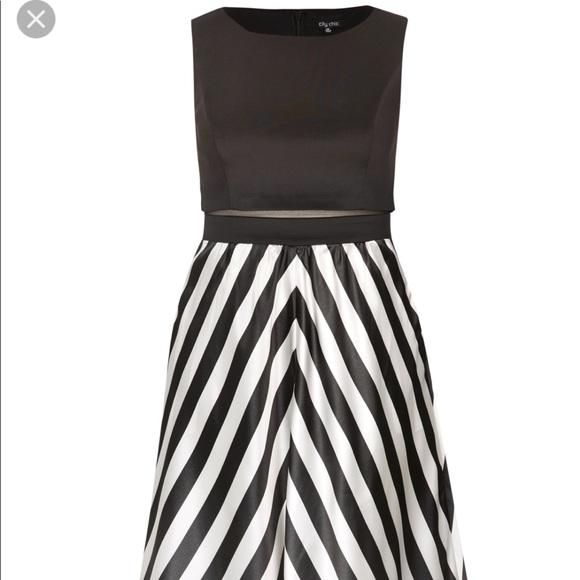 8182feebdb6f City Chic Dresses & Skirts - City Chic Semi-Formal Maxi Dress